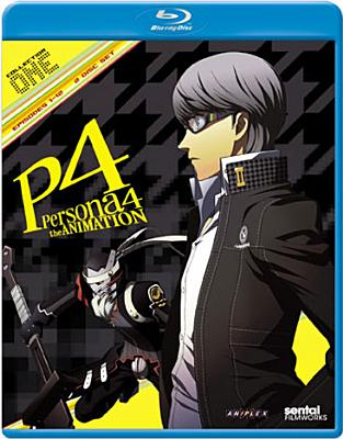 PERSONA 4:COLLECTION 1 (Blu-Ray)
