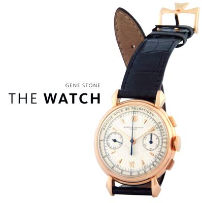 The Watch By Stone, Gene